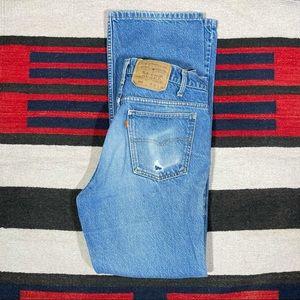 33w VTG 90s USA Levi's 517 jeans